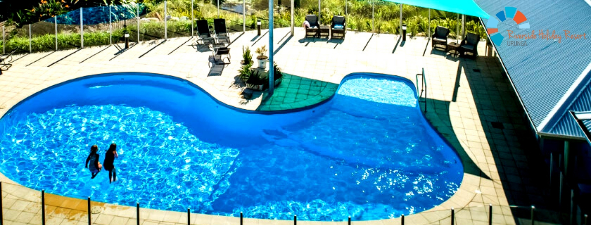 Riverside Holiday Resort Urunga family friendly and accessible pool