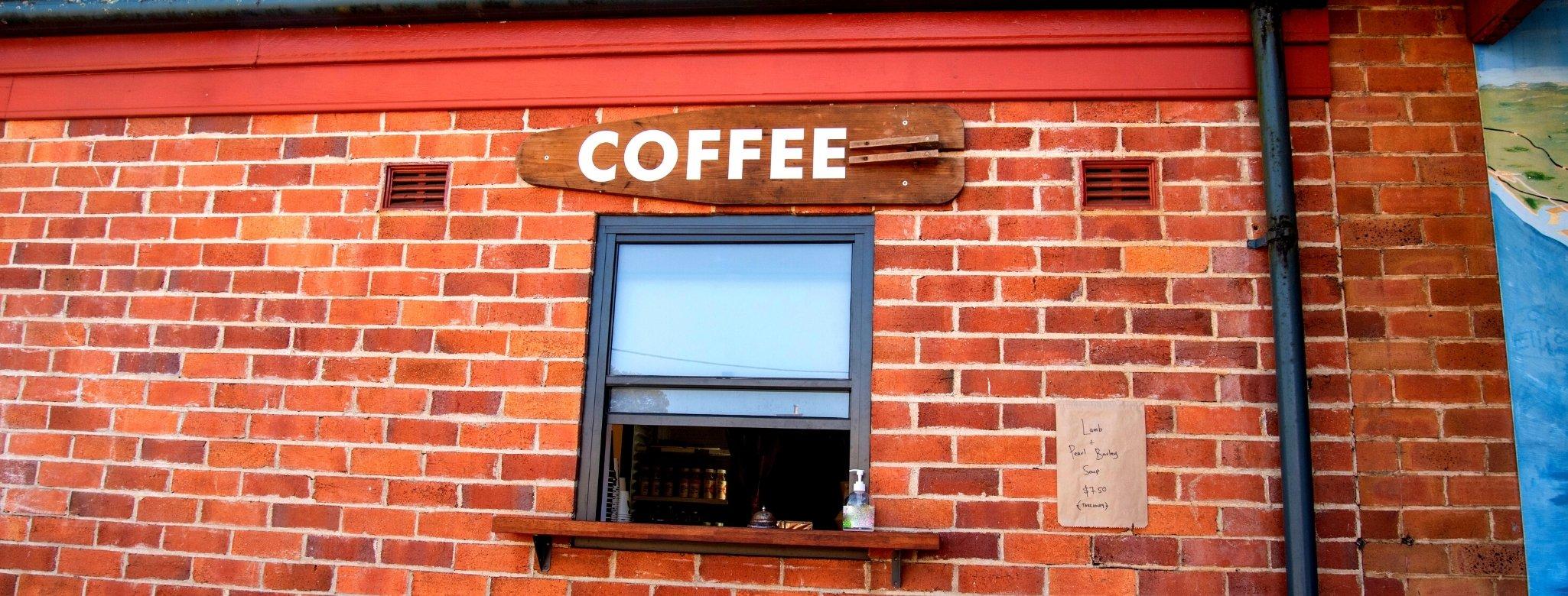 Hyde Street Cafe, Bellingen, New South Wales