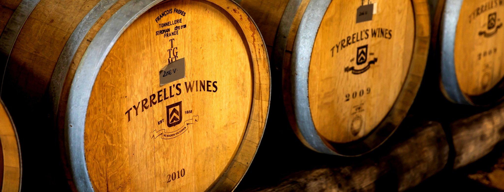 Tyrrell's Wines, Pokolbin, Hunter Valley, New South Wales
