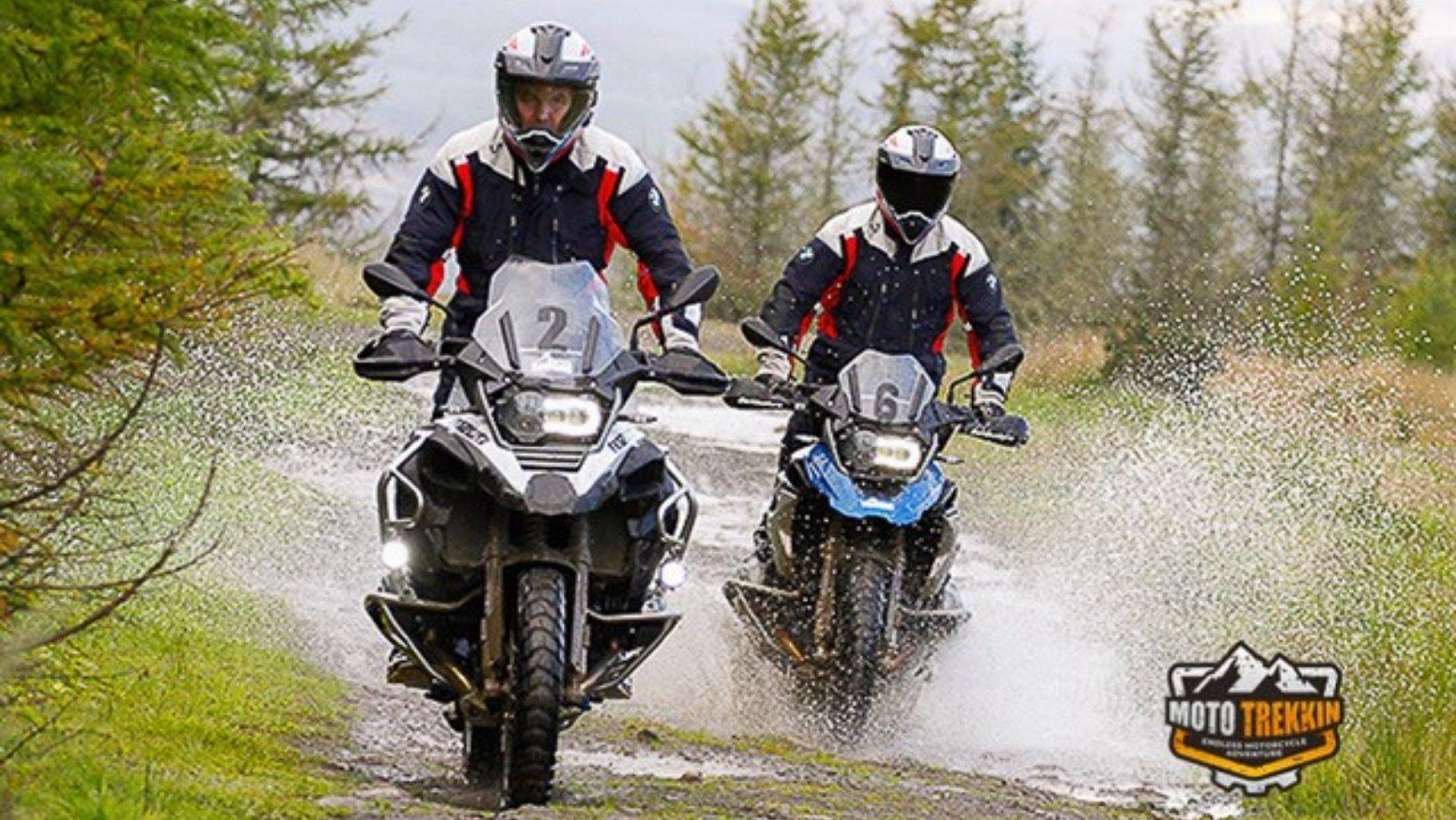 Moto Trekking  Motorcyclists