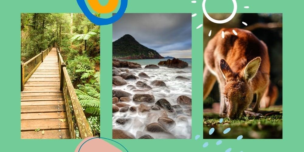Riverside Urunga, Seaside Fingal Bay, Haven Sussex Inlet - Holiday Resorts Coastal NSW -2
