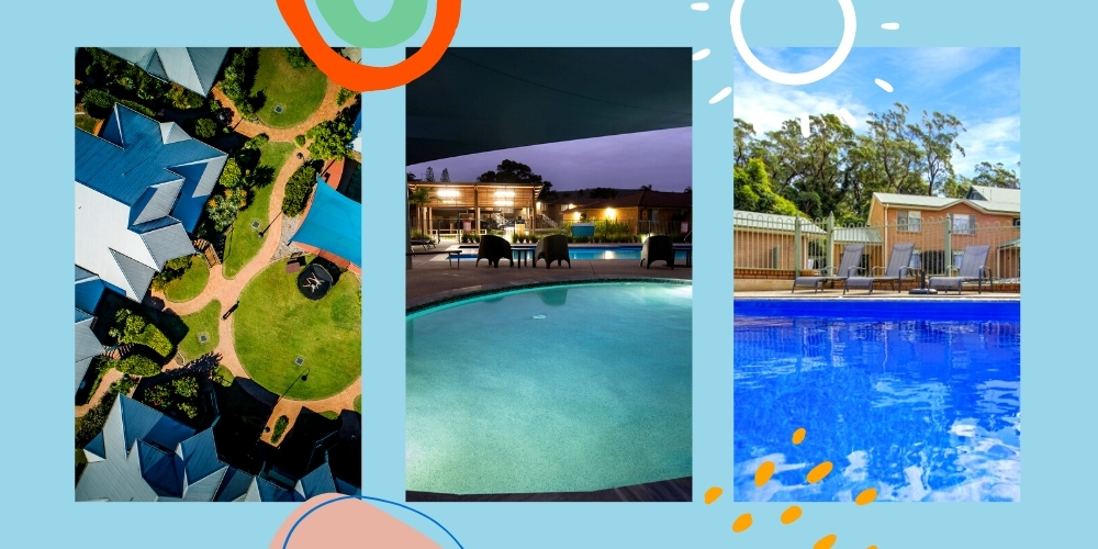 Riverside Urunga, Seaside Fingal Bay, Haven Sussex Inlet - Holiday Resorts Coastal NSW