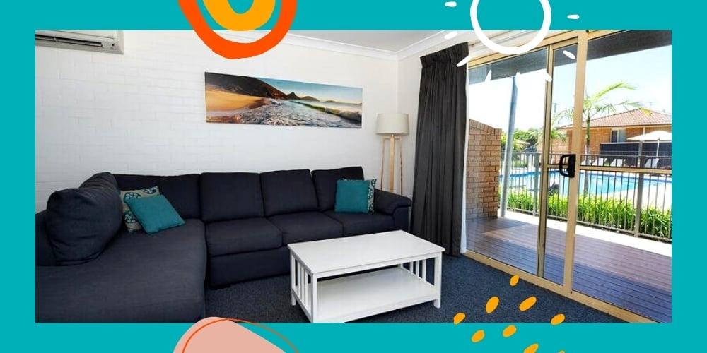 Seaside Holiday Resort Fingal Bay NSW