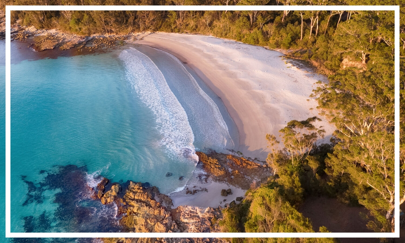 Blenheim Beach, Vincentia by Destination NSW