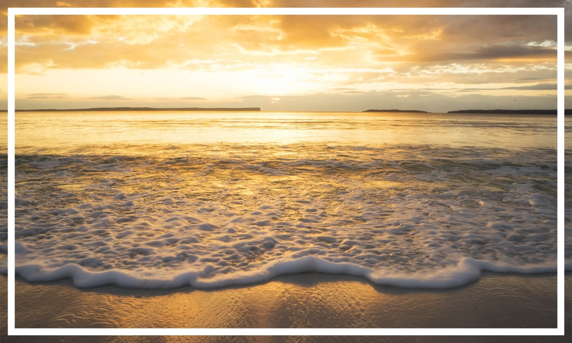 Hyams Beach, Jervis Bay by Discover Jervis Bay; Destination NSW