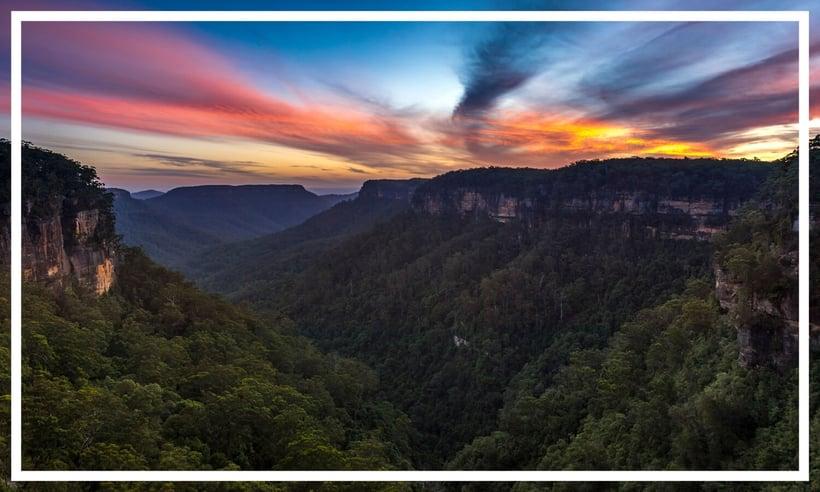 Nature in Kangaroo Valley, NSW, Australia