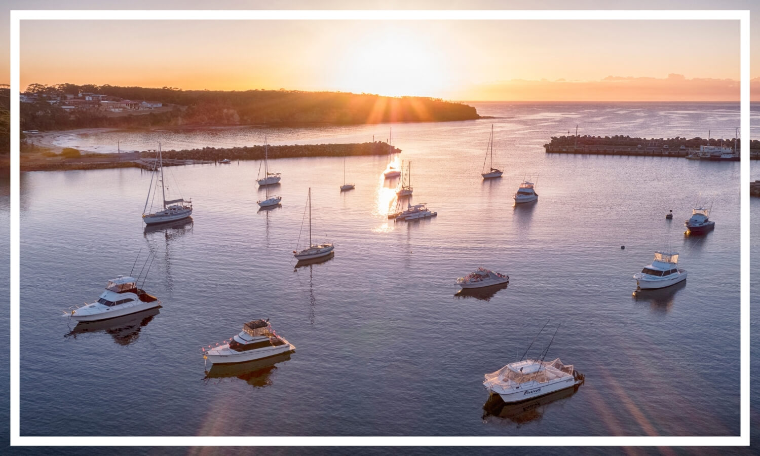 Ulladulla Harbour, in the South Coast fishing town of Ulladulla by Destination NSW