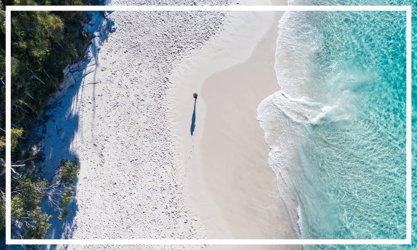 White Sands Walk, Jervis Bay, NSW, Australia