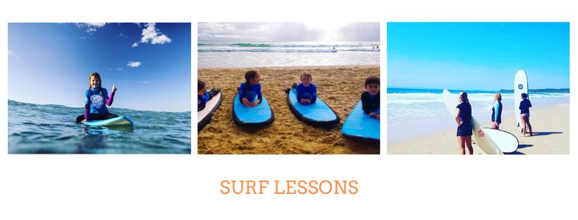 Waves to Wilderness Surf School Coffs Harbour