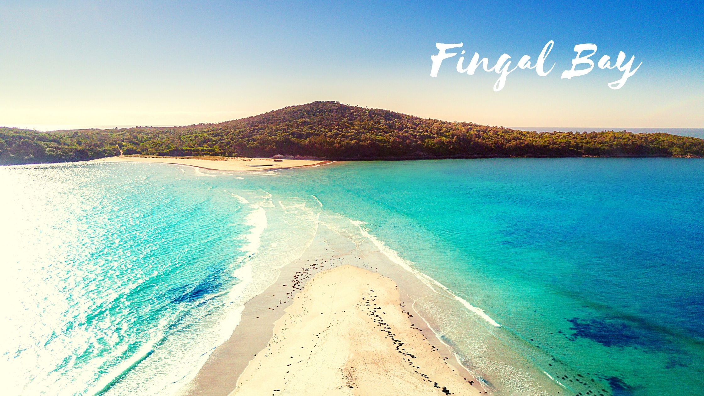 Fingal Bay Spit, Port Stephens, New South Wales
