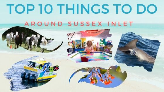 Top 10 things to do in Sussex Inlet