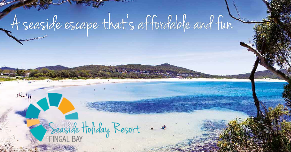 Fingal Bay Beach, Port Stephens, NSW