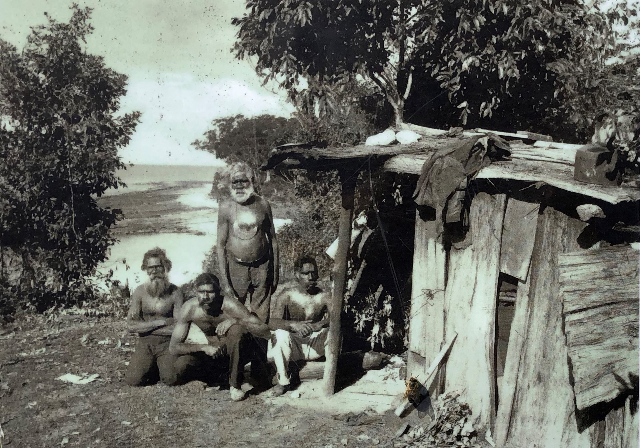 Aboriginal History Sessex Inlet